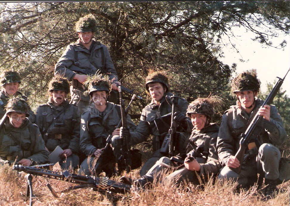 Инновационные концепции пехотной обороны